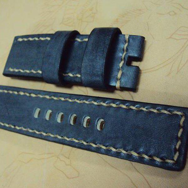 FS: Y series Panerai custom straps include some crococalf and shark straps. Cheergiant straps  4