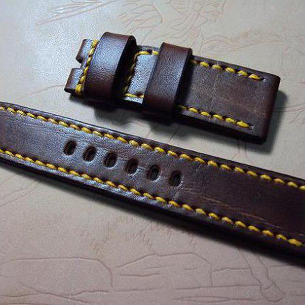 FS: K series Panerai straps includie shorter straps & grayish blue croco strap, Cheergiant straps  5