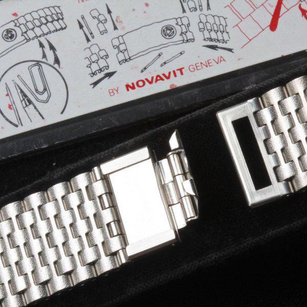 Novavit Swiss NSA 1960s bracelets, Long & XL ones to order 7