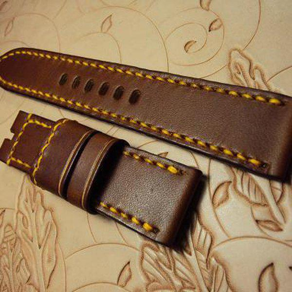 FS Custom RXW MM25 hidden screw strap & Panerai vintage leather straps OrderJ01~J22.Cheergiant strap 9