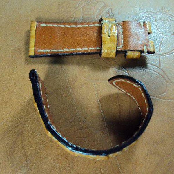 FS:Some Panerai custom straps A2214~2223 include two big horn & padded croco straps.Cheergiant 3