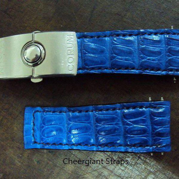 FS:Some SEVENFRIDAY & Corum croco strap & Tissot T-Race Touch AnaDigi leather strap.Cheergiant strap 12