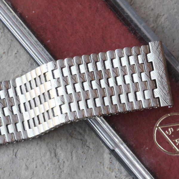 Novavit Swiss NSA 1960s bracelets, Long & XL ones to order 48