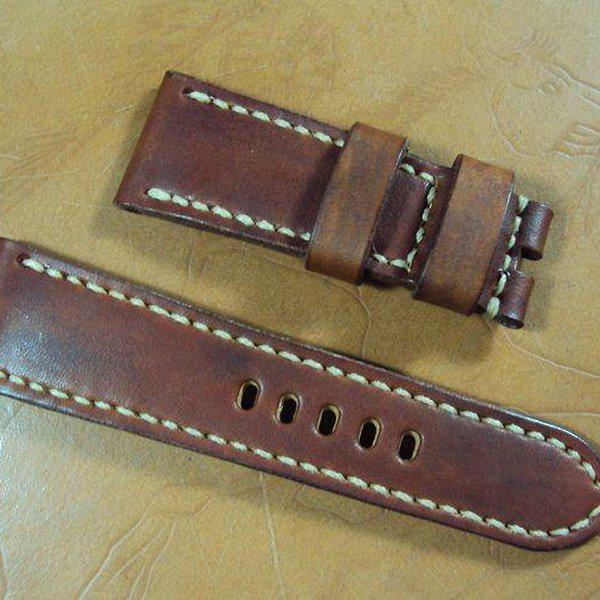 FS:Some Panerai custom straps A2214~2223 include two big horn & padded croco straps.Cheergiant 14