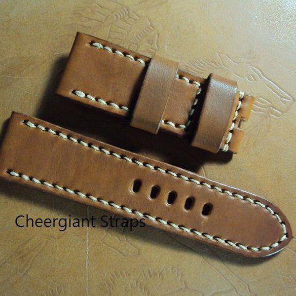 FS:A2250~2260 Panerai custom straps include some vintage cowskin straps & 3 croco straps.Cheergiant straps 6