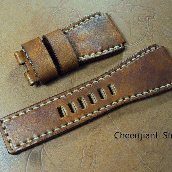 FS:Svw654~660 Some custom straps include AP ROO,Axcent,Bund style strap,Ferrari Granturismo Panerai.Cheergiant straps 7
