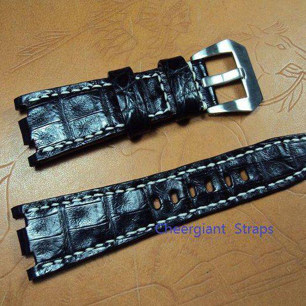 FS:Svw654~660 Some custom straps include AP ROO,Axcent,Bund style strap,Ferrari Granturismo Panerai.Cheergiant straps 2