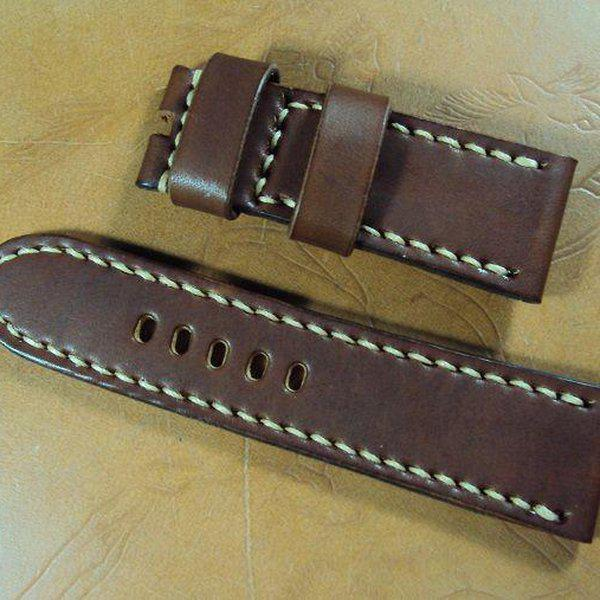 FS:A2250~2260 Panerai custom straps include some vintage cowskin straps & 3 croco straps.Cheergiant straps 1