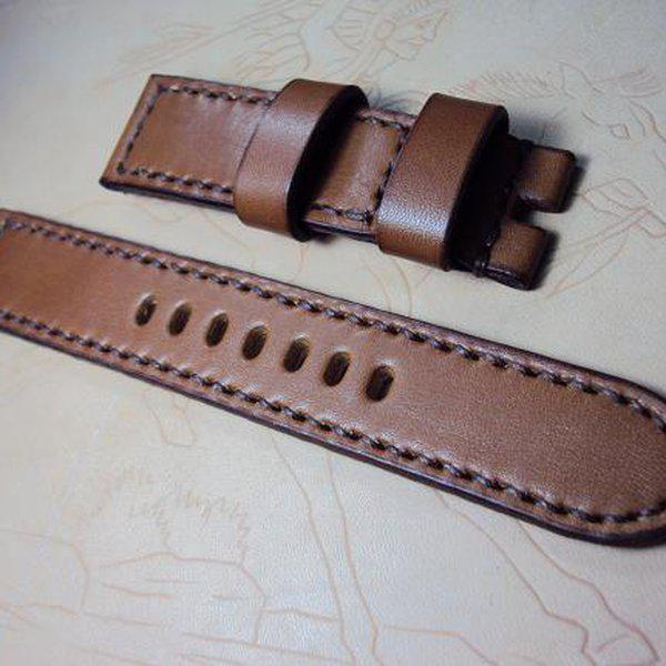 FS: Y series Panerai custom straps include some crococalf and shark straps. Cheergiant straps  23