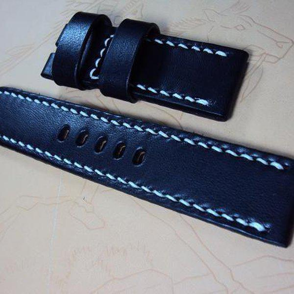 FS: Y series Panerai custom straps include some crococalf and shark straps. Cheergiant straps  11