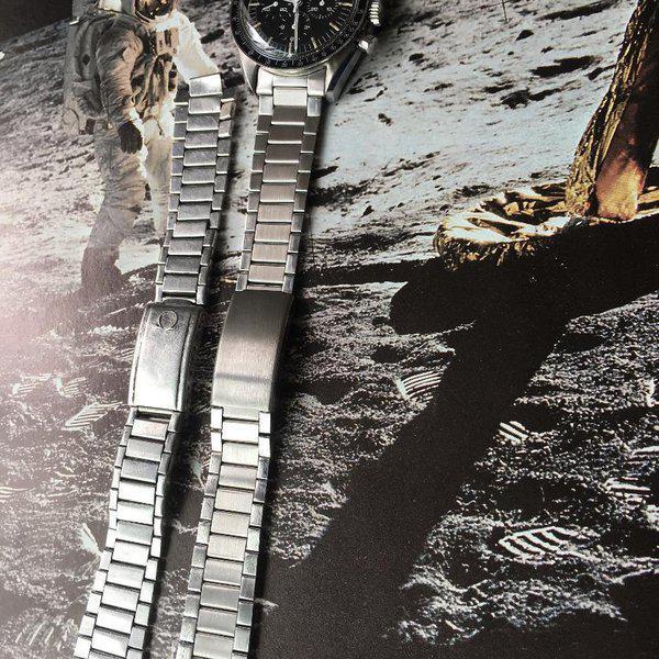 Vintage NOS bracelet for Omega Speedmaster or Seamaster 300 6