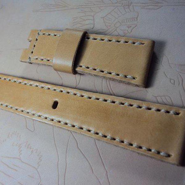 FS: Y series Panerai custom straps include some crococalf and shark straps. Cheergiant straps  8