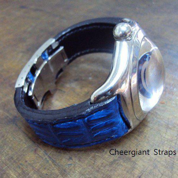 FS:Some SEVENFRIDAY & Corum croco strap & Tissot T-Race Touch AnaDigi leather strap.Cheergiant strap 14