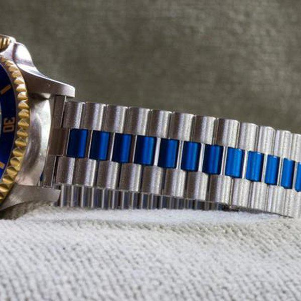 Novavit Swiss NSA 1960s bracelets, Long & XL ones to order 34