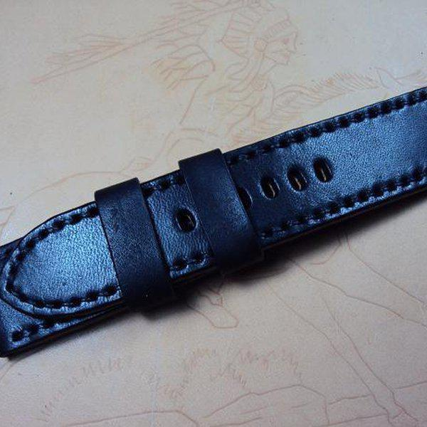 FS: K series Panerai straps includie shorter straps & grayish blue croco strap, Cheergiant straps  27