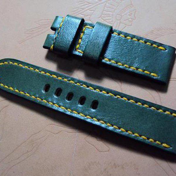 FS: K series Panerai straps includie shorter straps & grayish blue croco strap, Cheergiant straps  6