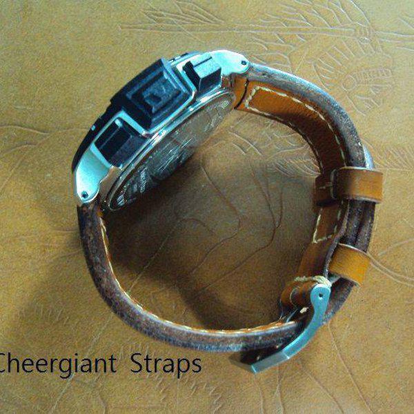 FS:Some SEVENFRIDAY & Corum croco strap & Tissot T-Race Touch AnaDigi leather strap.Cheergiant strap 23
