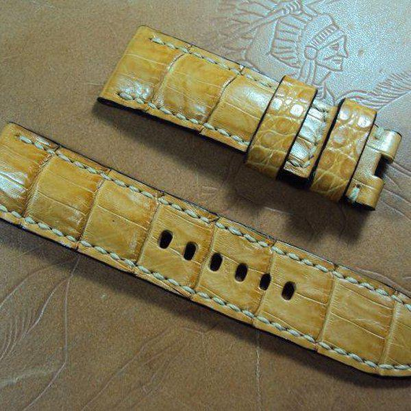 FS:Some Panerai custom straps A2214~2223 include two big horn & padded croco straps.Cheergiant 2
