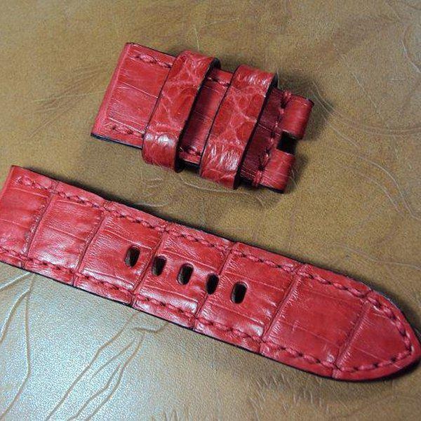 FS:Some Panerai custom straps A2214~2223 include two big horn & padded croco straps.Cheergiant 8