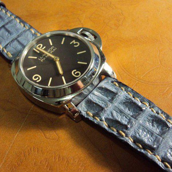 FS:Some Panerai custom straps A2214~2223 include two big horn & padded croco straps.Cheergiant 28