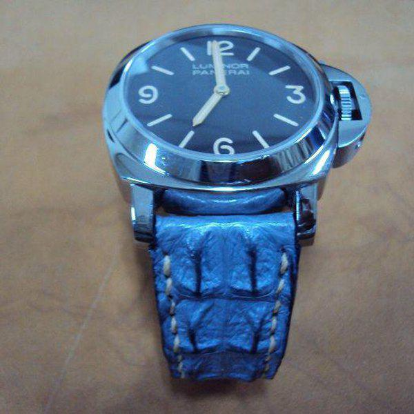 FS:Some Panerai custom straps A2214~2223 include two big horn & padded croco straps.Cheergiant 29