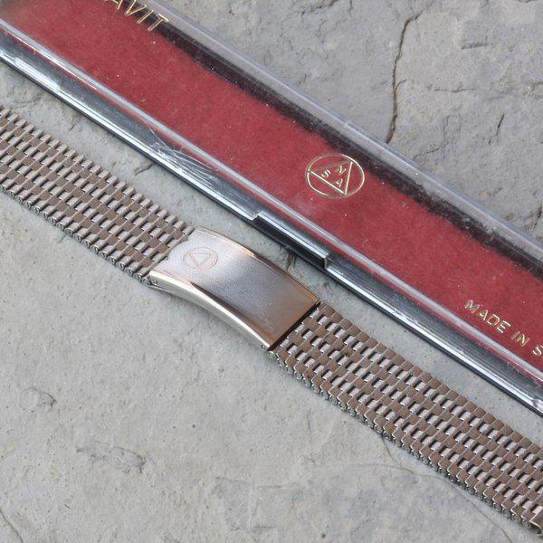 Novavit Swiss NSA 1960s bracelets, Long & XL ones to order 47