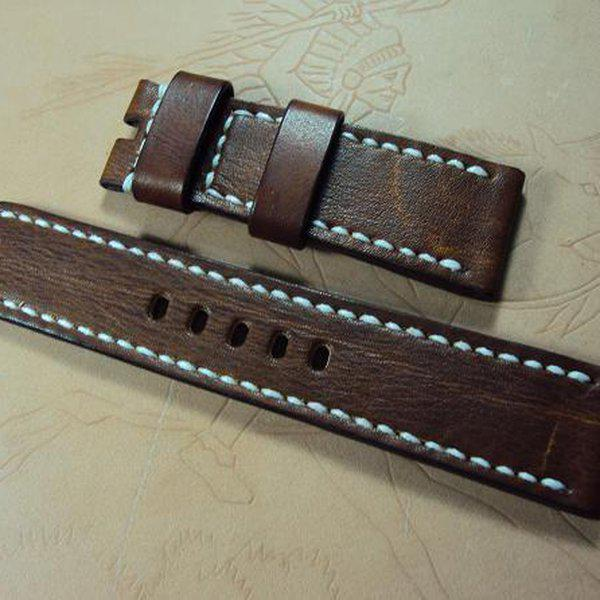 FS: K series Panerai straps includie shorter straps & grayish blue croco strap, Cheergiant straps  7
