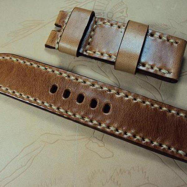FS: Y series Panerai custom straps include some crococalf and shark straps. Cheergiant straps  26