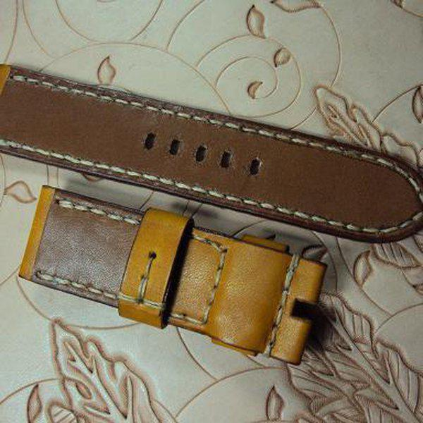 FS Custom RXW MM25 hidden screw strap & Panerai vintage leather straps OrderJ01~J22.Cheergiant strap 18
