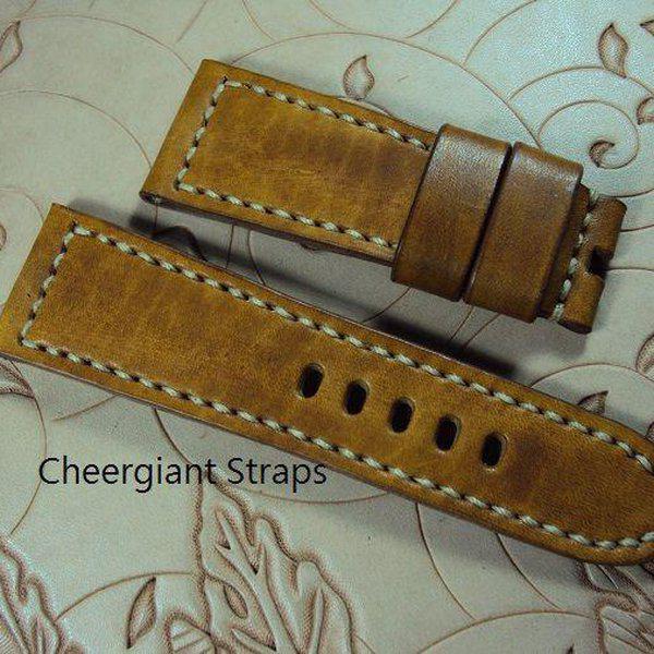FS:A2250~2260 Panerai custom straps include some vintage cowskin straps & 3 croco straps.Cheergiant straps 26