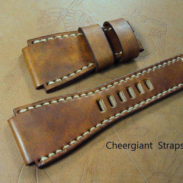 FS:Svw654~660 Some custom straps include AP ROO,Axcent,Bund style strap,Ferrari Granturismo Panerai.Cheergiant straps 8