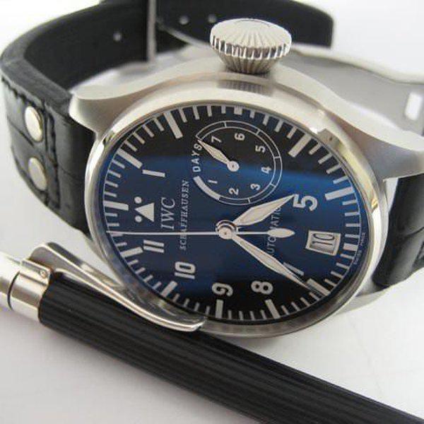 FS - Custom Pilot Aviator Style Straps in Alligator, Leather & Canvas 1