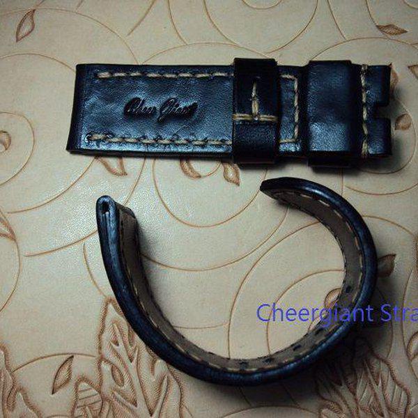 FS:A2250~2260 Panerai custom straps include some vintage cowskin straps & 3 croco straps.Cheergiant straps 24