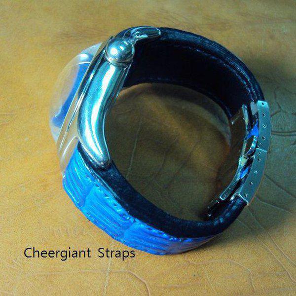 FS:Some SEVENFRIDAY & Corum croco strap & Tissot T-Race Touch AnaDigi leather strap.Cheergiant strap 9