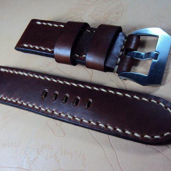 FS: Y series Panerai custom straps include some crococalf and shark straps. Cheergiant straps  16