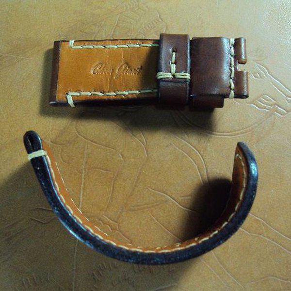 FS:A2250~2260 Panerai custom straps include some vintage cowskin straps & 3 croco straps.Cheergiant straps 4