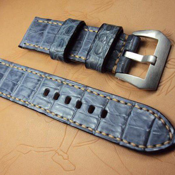 FS: K series Panerai straps includie shorter straps & grayish blue croco strap, Cheergiant straps  9