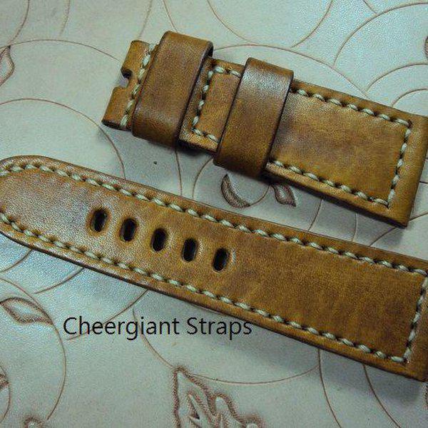 FS:A2250~2260 Panerai custom straps include some vintage cowskin straps & 3 croco straps.Cheergiant straps 25