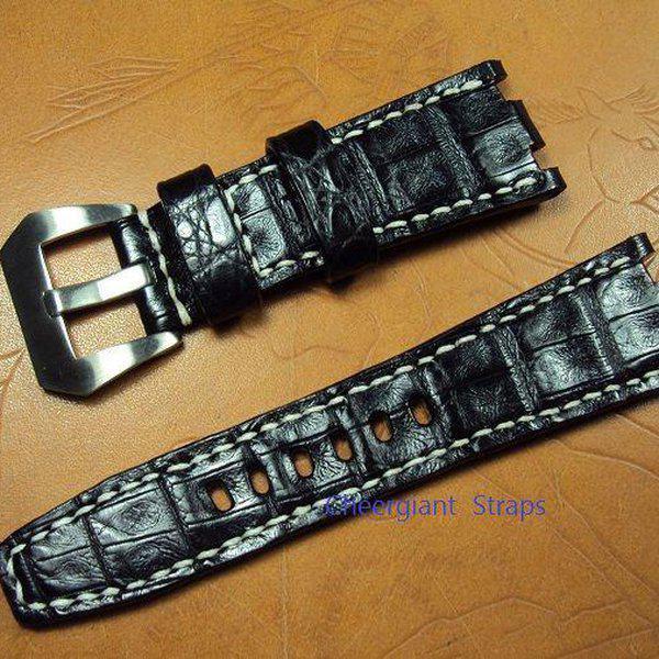 FS:Svw654~660 Some custom straps include AP ROO,Axcent,Bund style strap,Ferrari Granturismo Panerai.Cheergiant straps 1