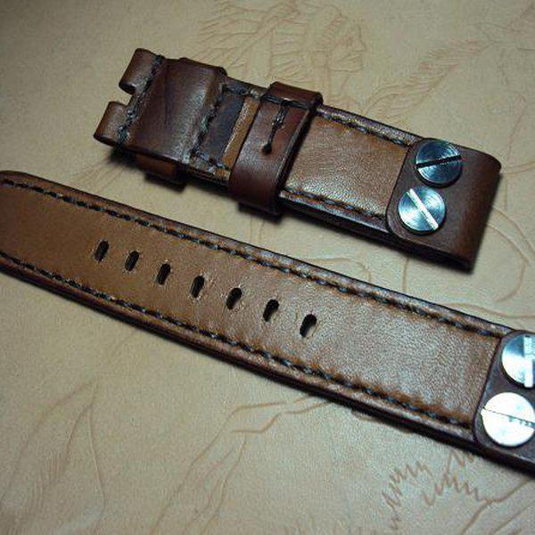FS:Some custom straps Svw236~250 include Roger Dubuis, HERMES, IWC 3713 pilot. Cheergiant straps  16