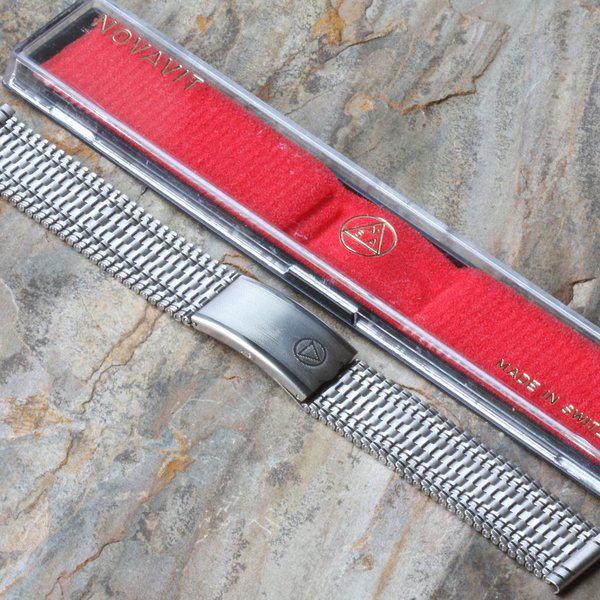 Novavit Swiss NSA 1960s bracelets, Long & XL ones to order 10