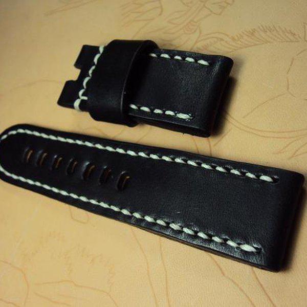 FS: Y series Panerai custom straps include some crococalf and shark straps. Cheergiant straps  10