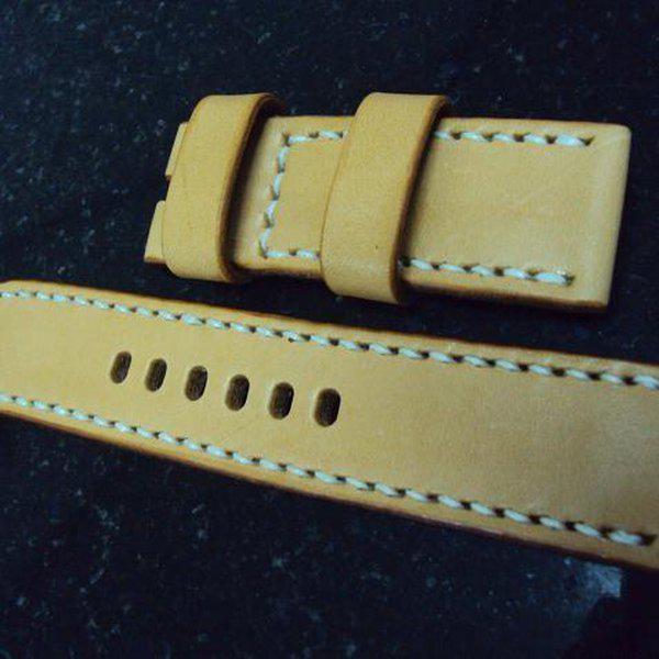 FS: Y series Panerai custom straps include some crococalf and shark straps. Cheergiant straps  2