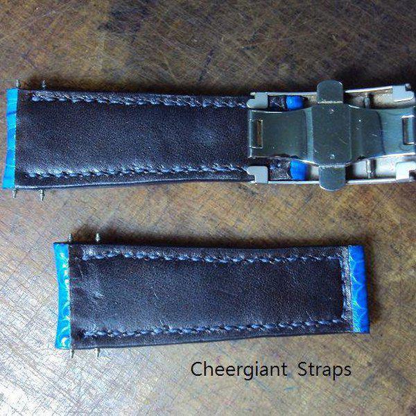 FS:Some SEVENFRIDAY & Corum croco strap & Tissot T-Race Touch AnaDigi leather strap.Cheergiant strap 13