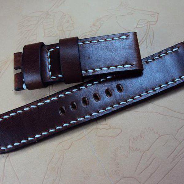 FS: Y series Panerai custom straps include some crococalf and shark straps. Cheergiant straps  13