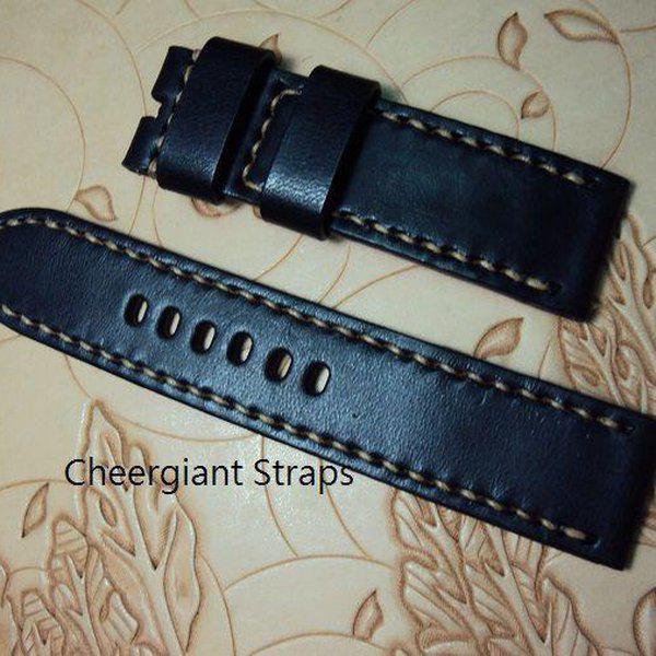 FS:A2250~2260 Panerai custom straps include some vintage cowskin straps & 3 croco straps.Cheergiant straps 22