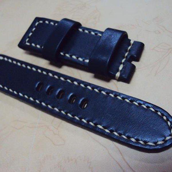 FS: K series Panerai straps includie shorter straps & grayish blue croco strap, Cheergiant straps  22