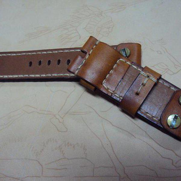 FS Custom RXW MM25 hidden screw strap & Panerai vintage leather straps OrderJ01~J22.Cheergiant strap 6