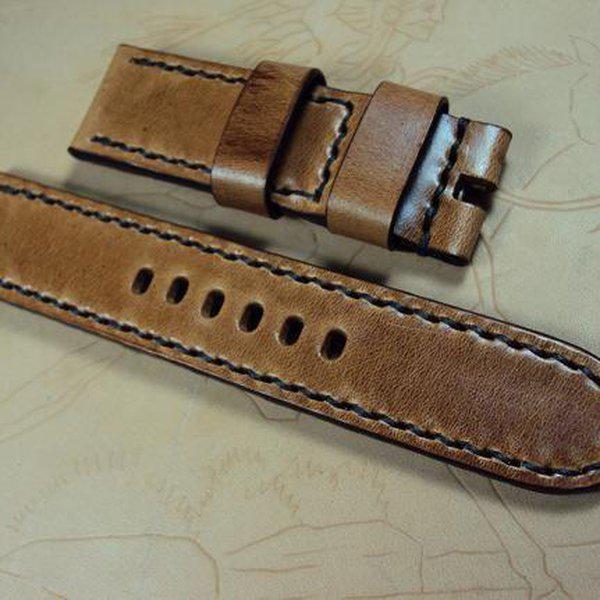 FS: Y series Panerai custom straps include some crococalf and shark straps. Cheergiant straps  17