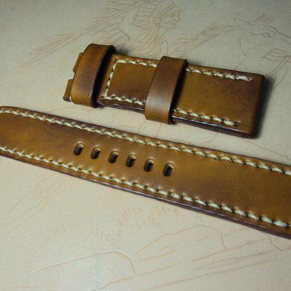 FS: K series Panerai straps includie shorter straps & grayish blue croco strap, Cheergiant straps  28